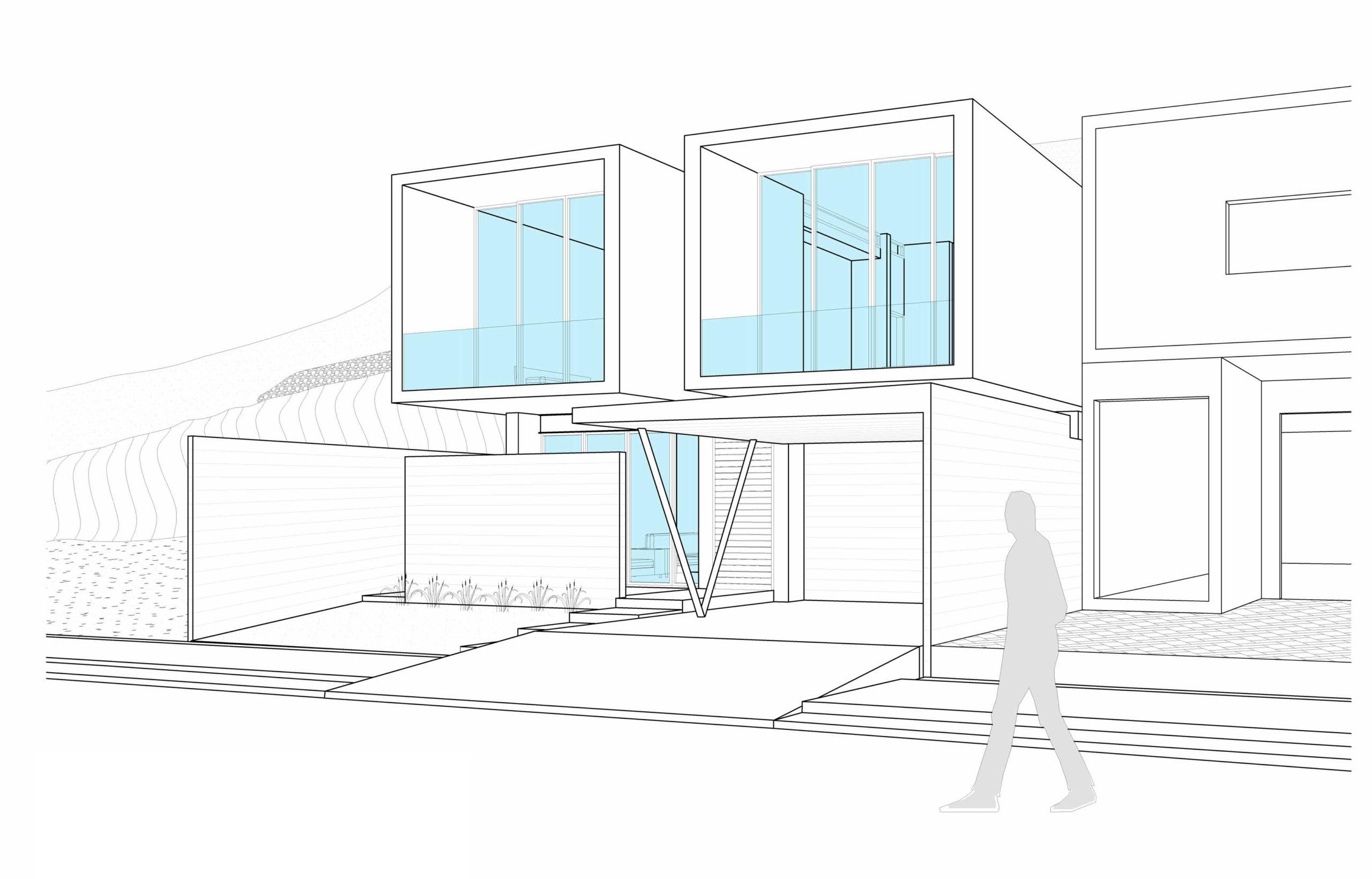 3D de vivienda